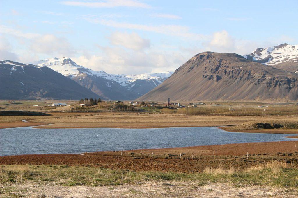 IJsland - Weidse uitzichten vlakbij Höfn