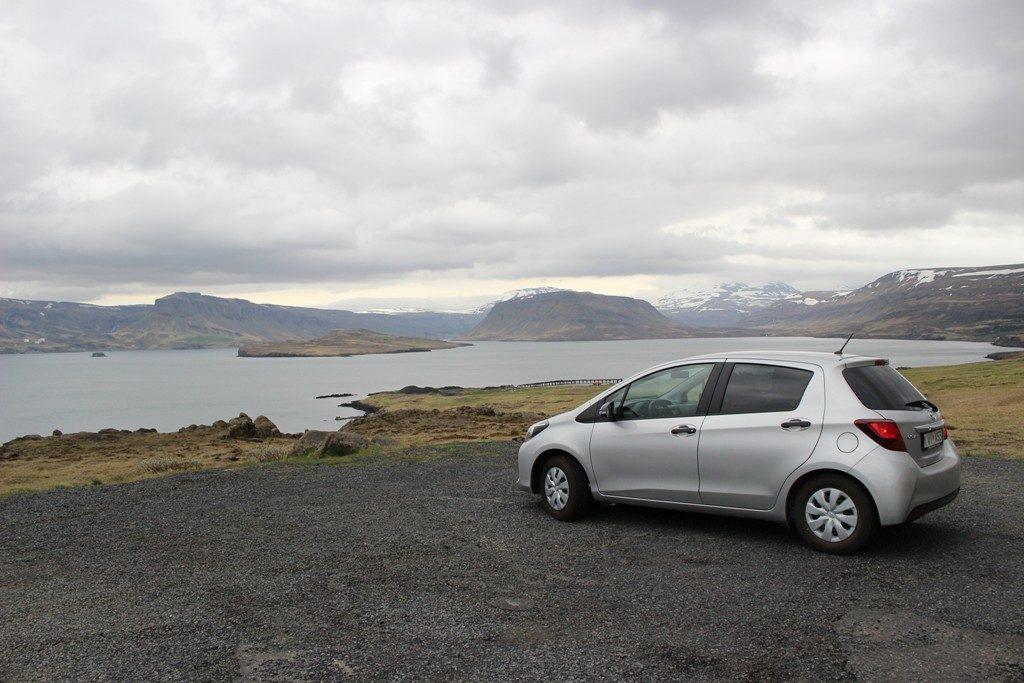 IJsland- Huurauto