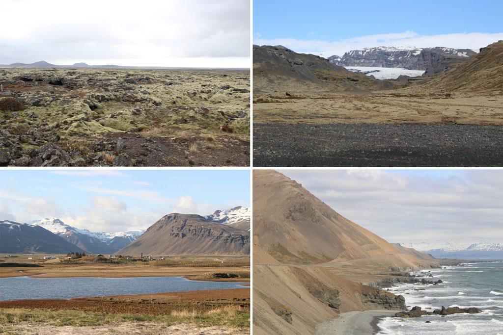 IJsland - landschappen