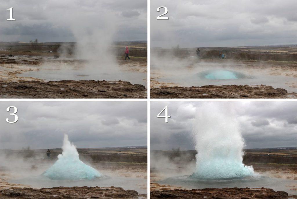 Uitbarsting van de Stokkur