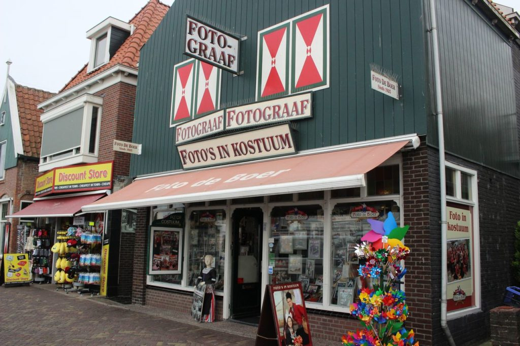 Volendam - Foto de Boer