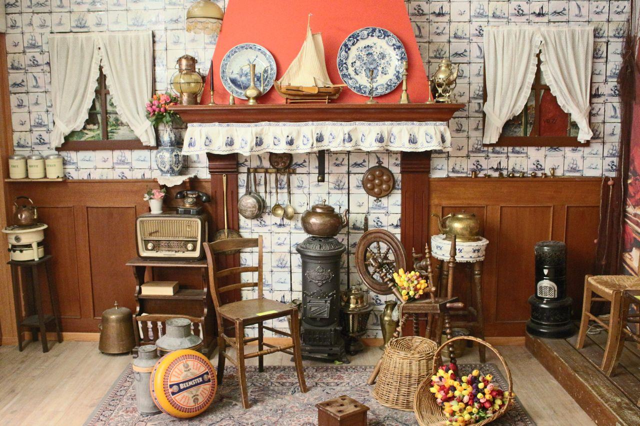 Foto Volendammer Klederdracht - De bekendste souvenir uit Volendam
