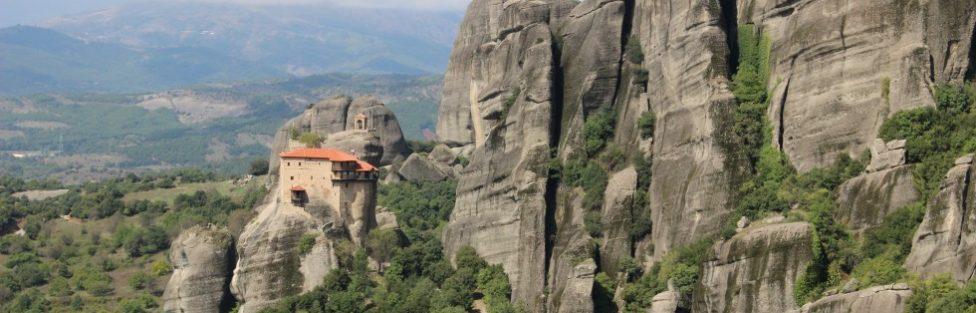 De Meteora kloosters – Tips voor een onvergetelijke trip