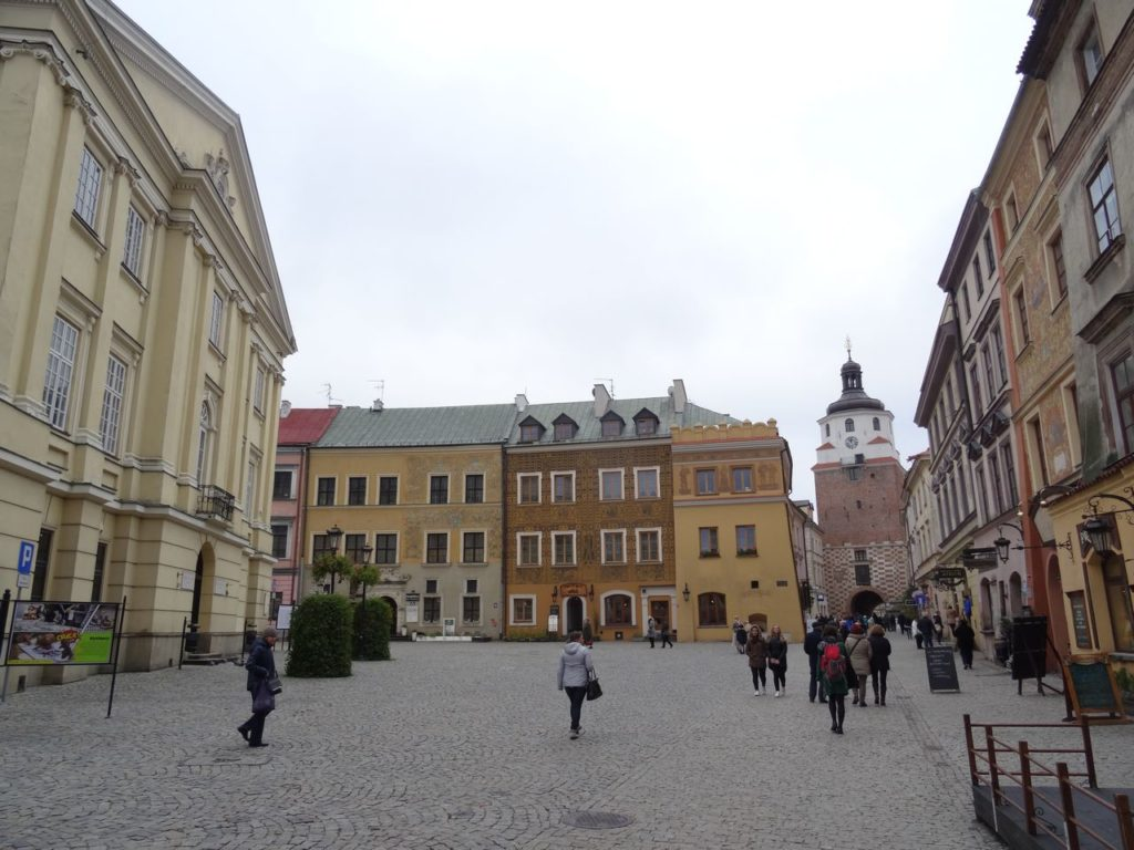 lublin-old-town-square
