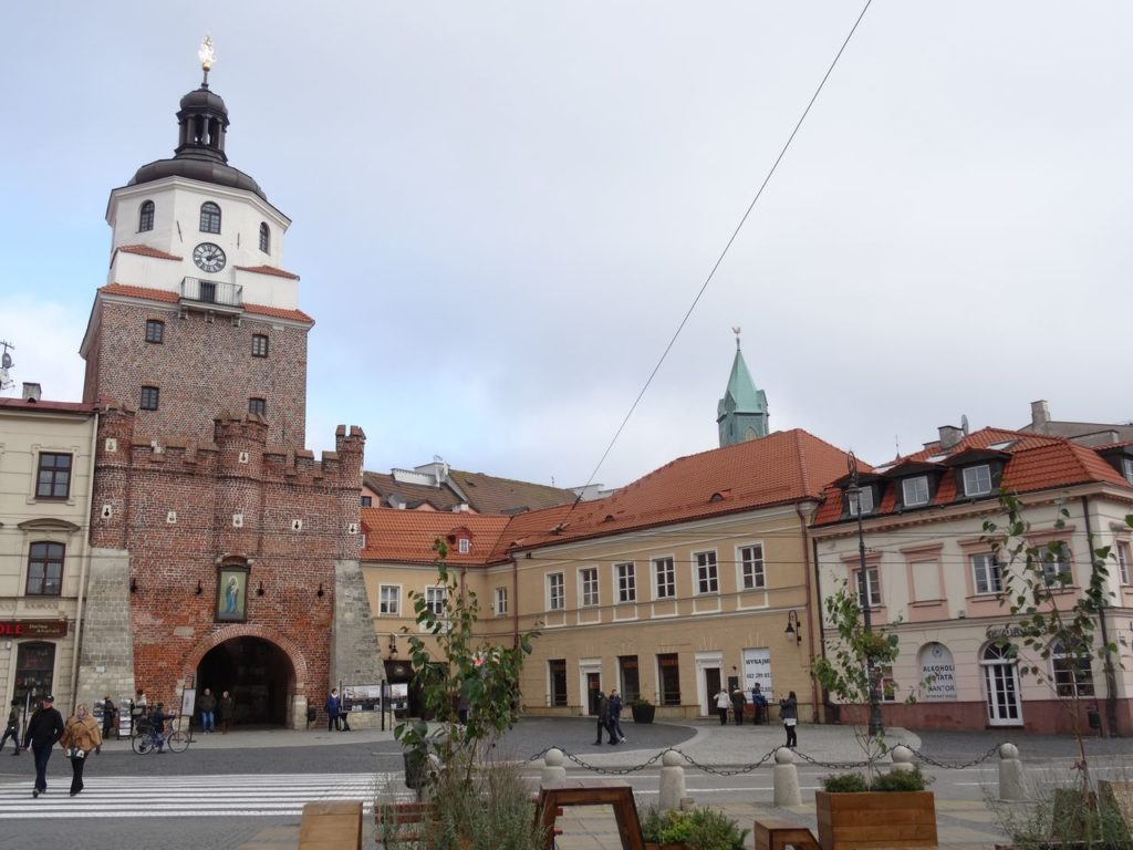 lublin-old-town-gate