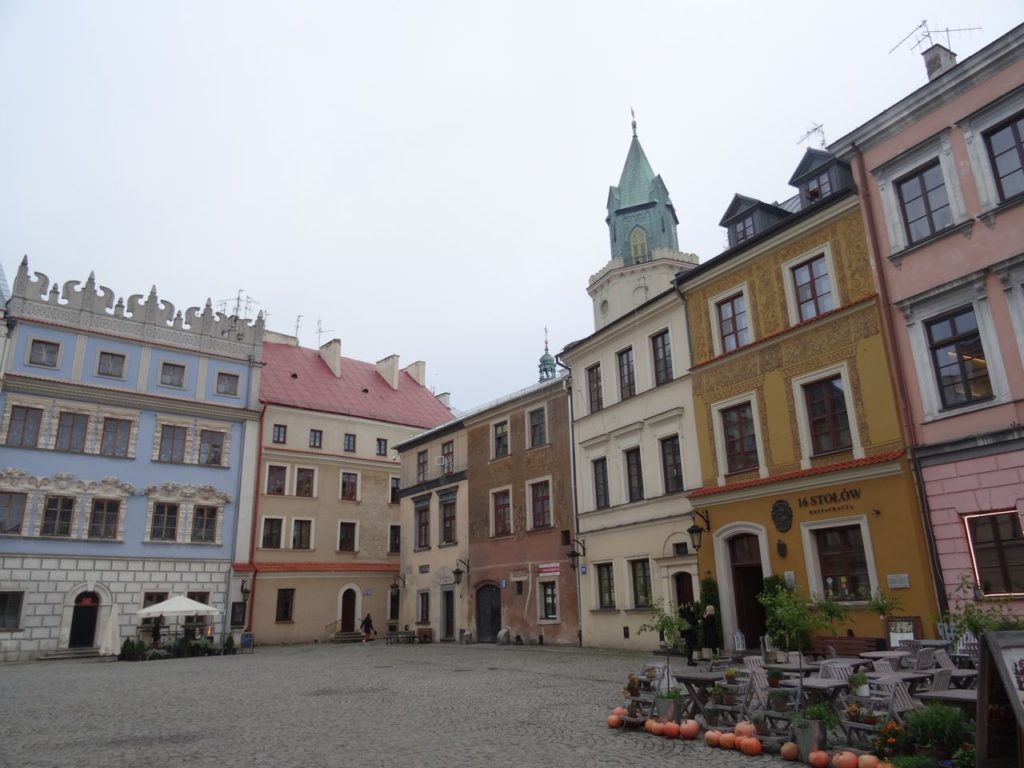 lublin-square-old-town